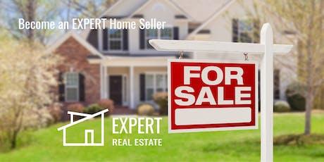 Become an EXPERT Home Seller tickets