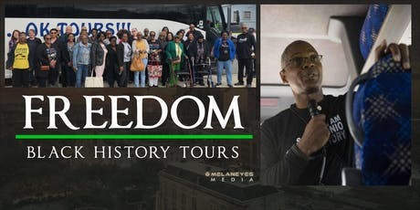 Freedom Black History Executive Tour - 2pm tickets