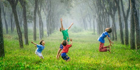 Essential Oils For Healthy Kids tickets