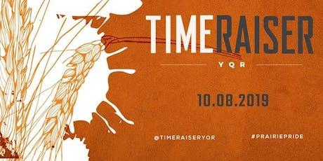 Timeraiser YQR 2019 tickets