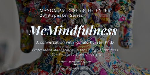 McMindfulness: Discussion and Book Launch