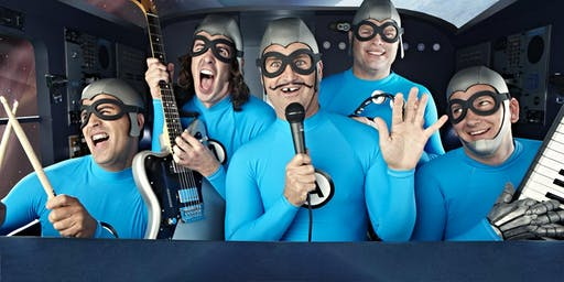 "The Aquabats with special guests PPL MVR and ""TBD"""