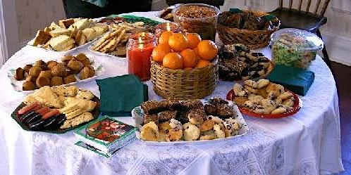 Old Fashioned Holiday Celebration