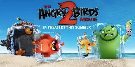 Angry Birds 2 - Oahu Sensory Friendly Film
