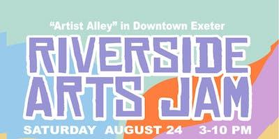 RiverSide Arts Jam
