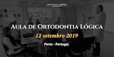 Aula de Ortodontia Lógica bilhetes