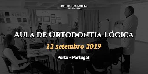 Aula de Ortodontia Lógica Porto
