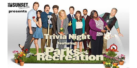 Parks and Recreation Trivia (Pacific Beach) tickets
