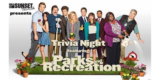Parks and Recreation Trivia (Pacific Beach)