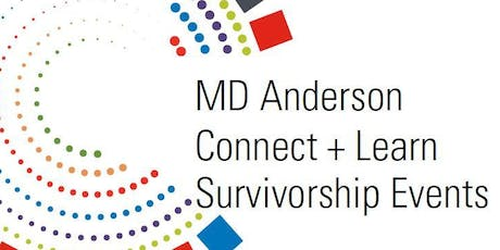 Connect and Learn at MD Anderson Cancer Center League City  tickets