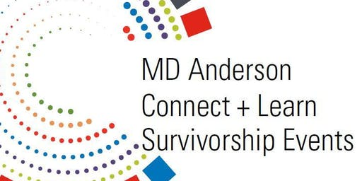 Connect and Learn at MD Anderson Cancer Center League City