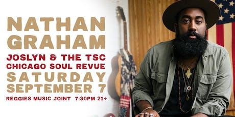 Nathan Graham tickets