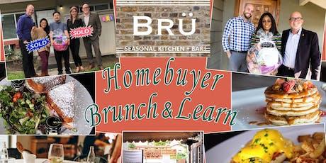 Homebuyer Brunch Workshop Sept 7th tickets