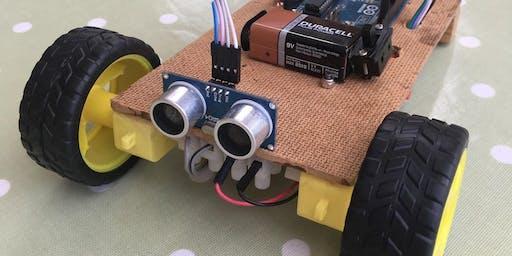 Mobile robots workshop