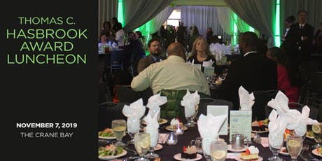 2019 Hasbrook Award Luncheon tickets