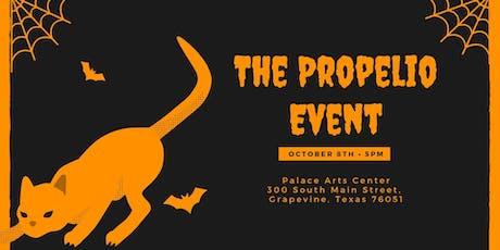 The Propelio Event - DFW 10/8 tickets