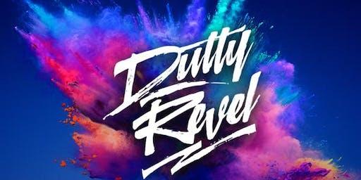 Miami Carnival Jouvert w Dutty revel