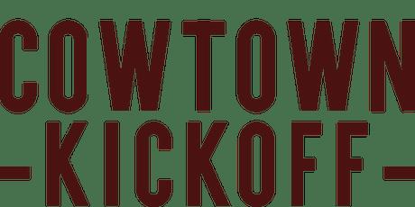 Cowtown Kick Off Party: Texas A&M vs Arkansas tickets