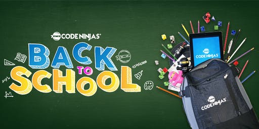 Back to School Free Coding Bootcamp (Kids 7-14)