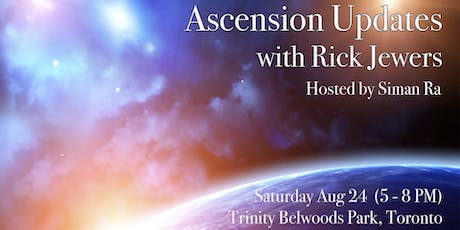 Ascension Updates with Rick Jewers tickets