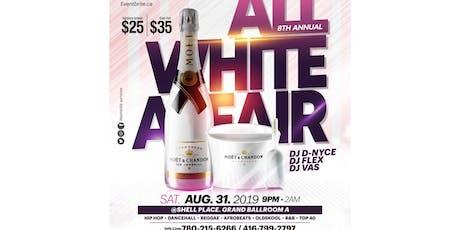 8th Annual ALL WHITE AFFAIR tickets