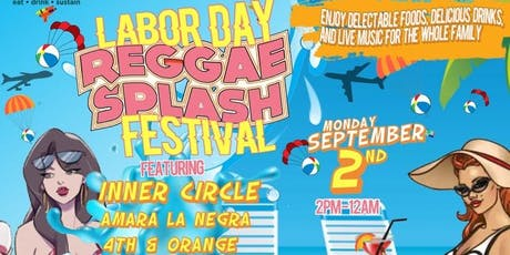 Labor Day Reggae Splash Festival tickets