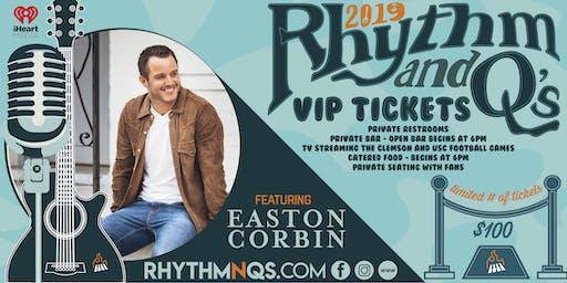 2019 Rhythm & Q's - VIP Tickets