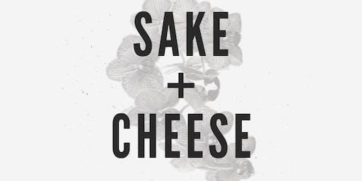 SAKE + CHEESE TASTING CLASS
