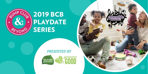 BCB Playdate with Ensemble Music – Mixed Age Family Music Class Presented by Seventh Generation! (Minneapolis, MN)