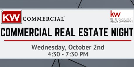 Commercial Real Estate Night tickets