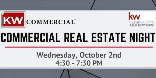 Commercial Real Estate Night