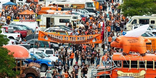 Tenlo's Browns Home Opener Tailgate in Muni Lot