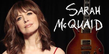 Sarah McQuaid in Concert tickets
