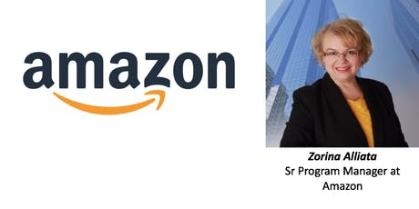 Amazon and the Career Transition to AI & ML Domain tickets