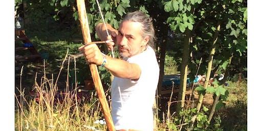 (Fr) Traditionelles Bogenschießen - DIY und intuitives schiessen