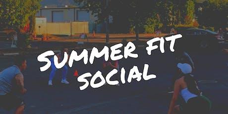 Summer Fit Social tickets