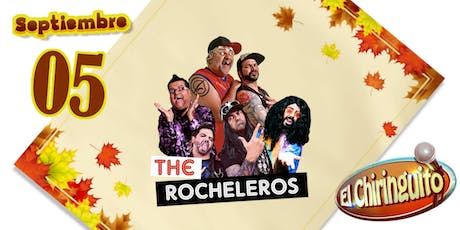 The Rocheleros Sons @ El Chiringuito tickets
