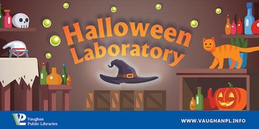 Halloween Laboratory