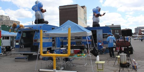Detroit Lions Eastern Market Tailgating tickets