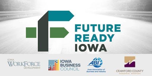 Future Ready Iowa Employer Summit - Denison