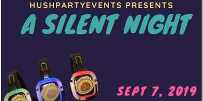 A Silent Night ( Silent Headphone Party )