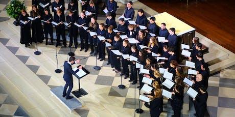 The Choir of Notre-Dame de Paris in concert tickets
