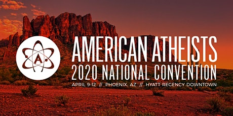American Atheists 2020 National Convention tickets