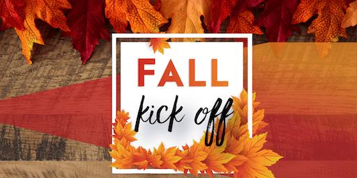 Fall Kick Off Dinner