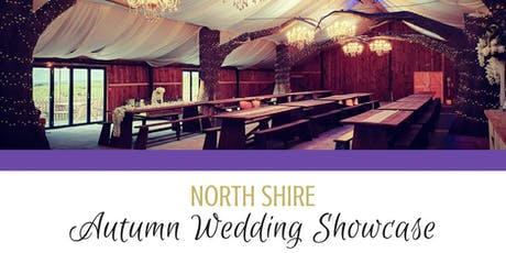 North Shire Autumn Wedding Showcase tickets