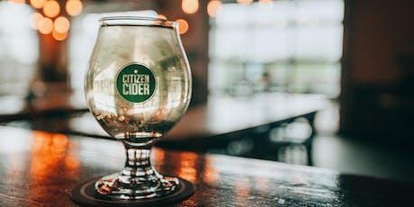 Citizen Cider Gluten-Free Dinner tickets