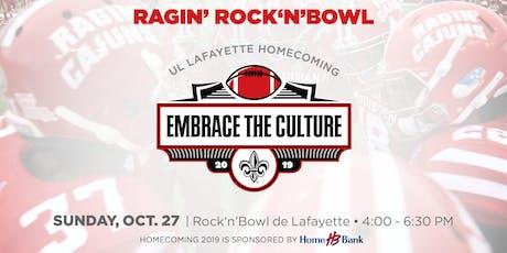 Ragin' Rock'n'Bowl tickets