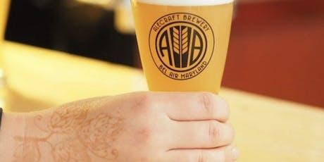Henna & Beer Alecraft Brewery tickets