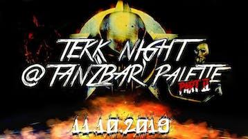 Tekknight Part 2 @Tanzbar Palette Halle (Saale)
