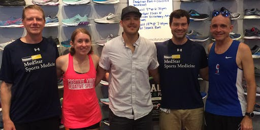 Injury Clinic with MedStar Sports Medicine in Timonium